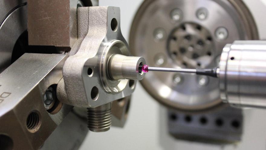 Rettifica per interni delle pompe a iniezione
