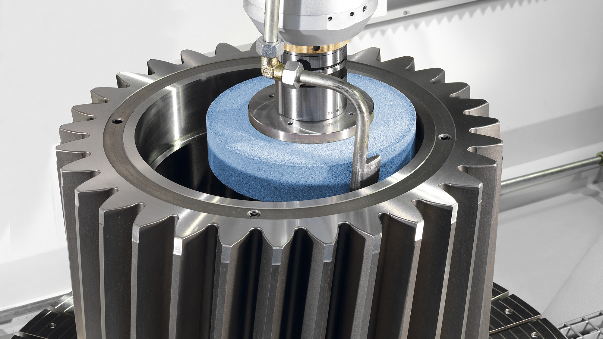Transmission gears machining