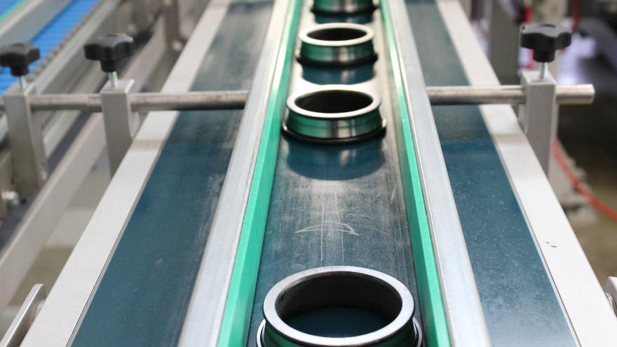Bearings rings - Internal  Grinding Machine