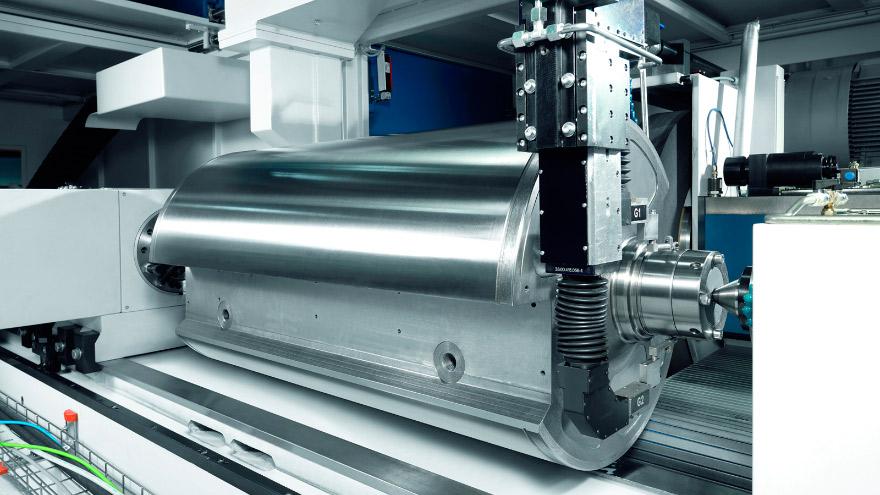 Printing rolls