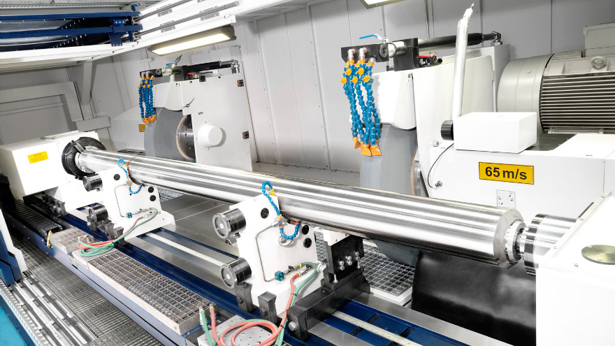 Spindeln für Werkzeugmaschinen - Außenrundschleifen