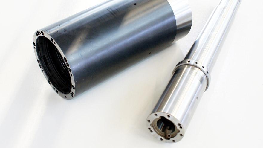 Spindeln für Werkzeugmaschinen - Innenschleifmaschinen
