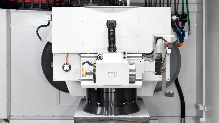 Aerospace shafts - External Grinding Machine