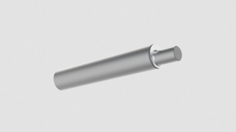 ABS motor shaft