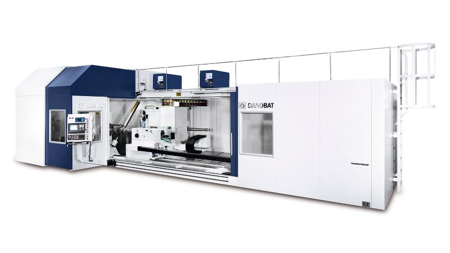 DANUNI - External grinding machine