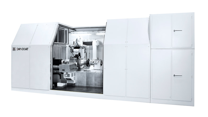 mBTG-DANTIP External grinding machine