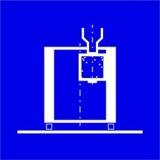 Rettifica verticale per interni